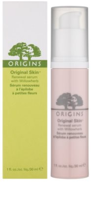 Origins Original Skin™ serum regenerująceserum regenerujące rozjaśniający 2