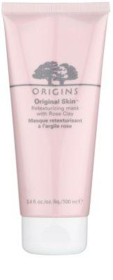 Origins Original Skin™ masca regeneratoare pentru o piele mai luminoasa