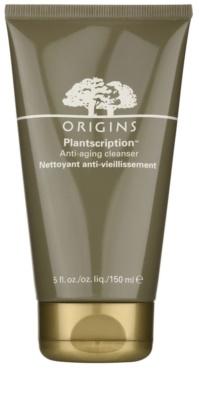 Origins Plantscription™ gel limpiador espumizante suave con efecto alisante