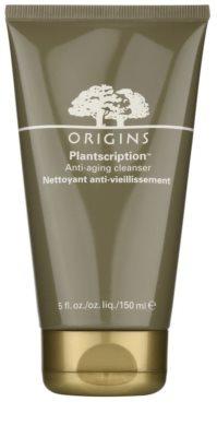 Origins Plantscription™ nežni penasti gel z gladilnim učinkom