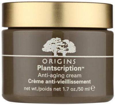 Origins Plantscription™ krem do twarzy przeciw zmarszczkom