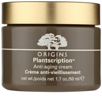 Origins Plantscription™ крем для обличчя проти зморшок