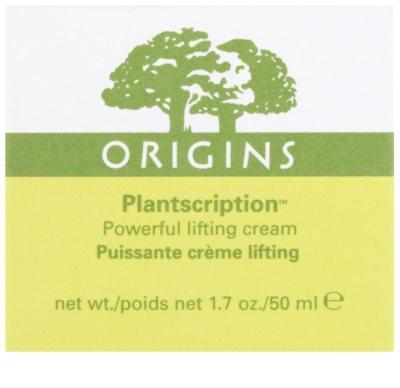 Origins Plantscription™ intenzivní liftingový krém 2