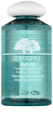 Origins Well Off® delikatna emulsja do demakijażu oczu