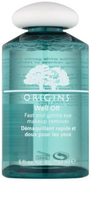Origins Well Off® ніжний засіб для зняття макіяжу з очей