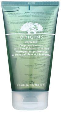 Origins Zero Oil™ globoko čistilni gel
