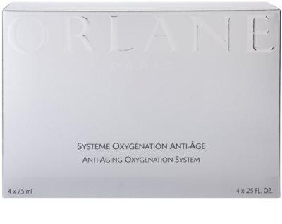 Orlane Anti - Aging Oxygenation System okysličující kúra proti stárnutí pleti 4
