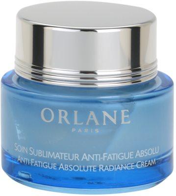 Orlane Absolute Skin Recovery Program creme iluminador para pele cansada
