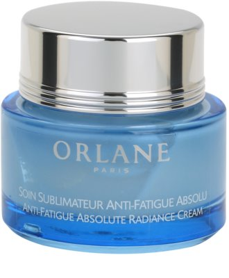 Orlane Absolute Skin Recovery Program élénkítő krém fáradt bőrre