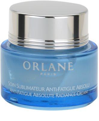 Orlane Absolute Skin Recovery Program роз'яснюючий крем для втомленої шкіри