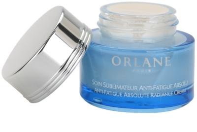 Orlane Absolute Skin Recovery Program creme iluminador para pele cansada 1