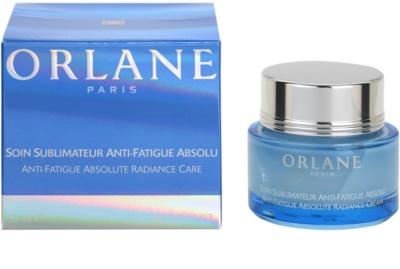 Orlane Absolute Skin Recovery Program creme iluminador para pele cansada 2