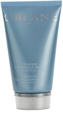 Orlane Absolute Skin Recovery Program máscara para pele cansada