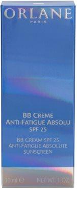 Orlane Absolute Skin Recovery Program aufhellende BB-Creme für müde Haut 3