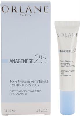 Orlane Anagenese 25+ Program Augencreme gegen Falten, Tränensäcke und Augenringe 1