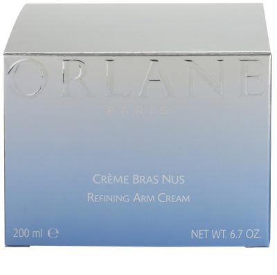 Orlane Body Care Program creme refirmante  para o braço 4