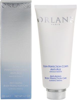 Orlane Body Care Program crema cu efect de slabire si fermitate 1