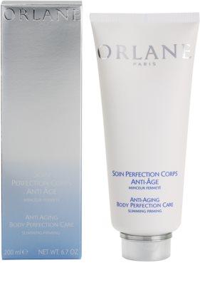 Orlane Body Care Program crema corporal reafirmante y reductora 1