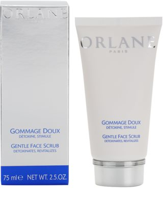 Orlane Daily Stimulation Program peeling suave de pele 1
