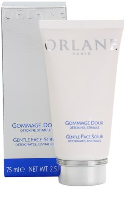 Orlane Daily Stimulation Program peeling suave de pele 2