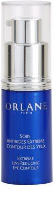Orlane Extreme Line Reducing Program нежен очен крем против бръчки за околоочния контур