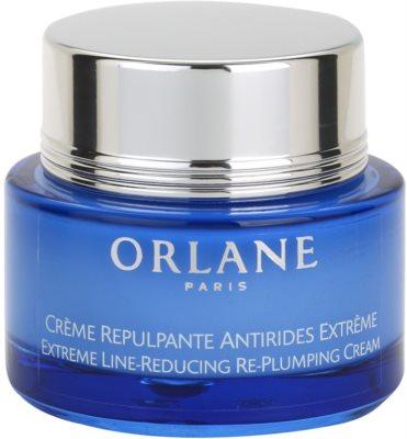Orlane Extreme Line Reducing Program crema alisadora antiarrugas profundas