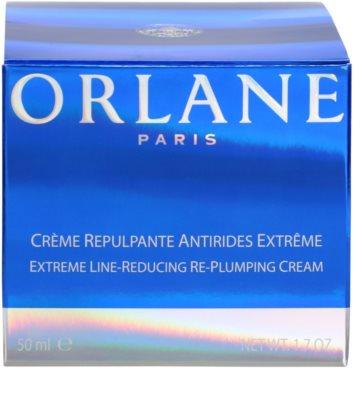 Orlane Extreme Line Reducing Program kisimító krém ránctalanító mély 4