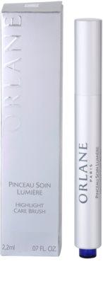 Orlane Eye Makeup pielęgnująco-rozświetlający pędzelek do konturów oczu 3