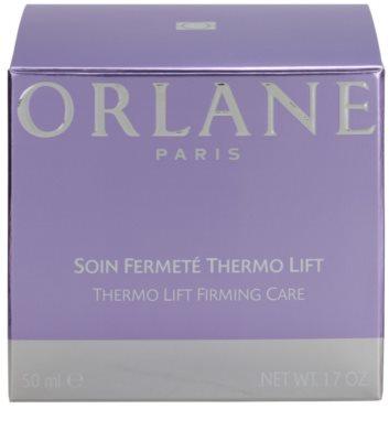 Orlane Firming Program creme thermo lift refirmante 4