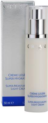 Orlane Hydration Program leichte feuchtigkeitsspendende Creme 2
