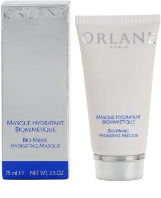 Orlane Hydration Program mascarilla hidratante biomimética 1