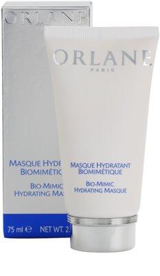 Orlane Hydration Program mascarilla hidratante biomimética 2