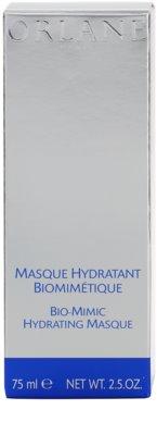 Orlane Hydration Program mascarilla hidratante biomimética 3