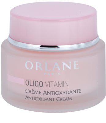 Orlane Oligo Vitamin Program antioxidáns nappali krém az élénk bőrért