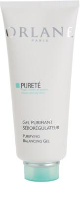 Orlane Purete Program gel de curatare calmant pentru piele normala si grasa