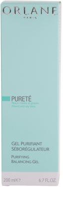 Orlane Purete Program vyrovnávací čistiaci gél pre normálnu až mastnú pleť 3