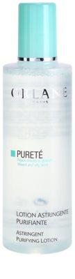 Orlane Purete Program reinigendes Gesichtswasser für fettige und Mischhaut
