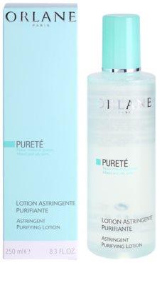 Orlane Purete Program tisztító arcvíz kombinált és zsíros bőrre 1
