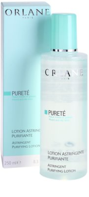Orlane Purete Program tisztító arcvíz kombinált és zsíros bőrre 2