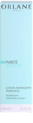 Orlane Purete Program tisztító arcvíz kombinált és zsíros bőrre 3