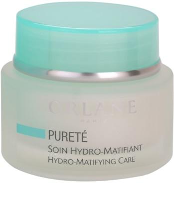 Orlane Purete Program crema matifianta cu efect de hidratare