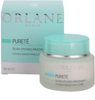 Orlane Purete Program matující krém s hydratačním účinkem 3