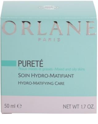Orlane Purete Program matující krém s hydratačním účinkem 4