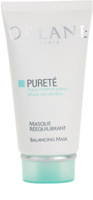 Orlane Purete Program harmonisierende Maske für normale bis fettige Haut