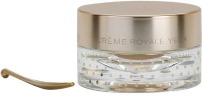 Orlane Royale Program pomlajevalna krema za predel okoli oči z matičnim mlečkom in zlatom