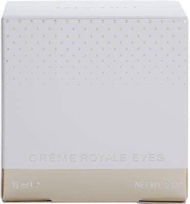 Orlane Royale Program pomlajevalna krema za predel okoli oči z matičnim mlečkom in zlatom 3