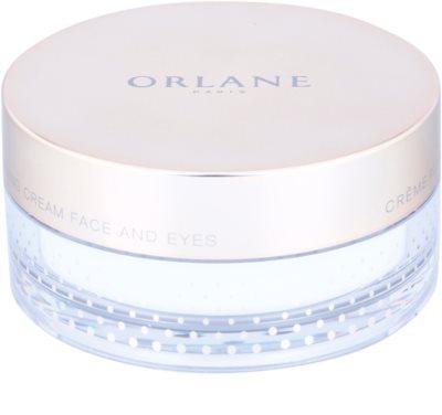 Orlane Royale Program tisztító krém az arcra és a szemekre