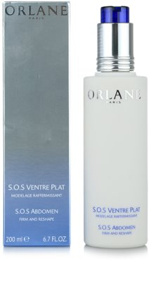 Orlane S.O.S Abdomen crema de corp pentru fermitatea pielii 1