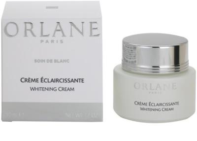 Orlane Whitening Program crema blanqueadora  contra problemas de pigmentación 2