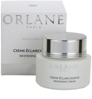 Orlane Whitening Program crema blanqueadora  contra problemas de pigmentación 3